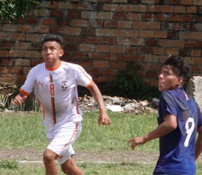 Sub17 Semillero Tarapoto: Diego Pinedo promete mojar ante Unión Comercio - Diario Voces