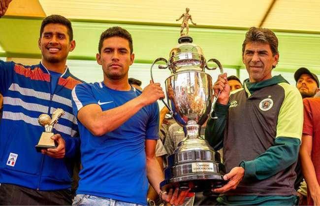 Copa Perú: Carlos Stein FC, contrató a Juan Carlos  Bazalar como su entrenador
