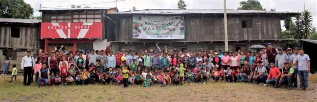 Empezaron los días de campo de Alianza CAFE en Moyobamba y Lamas - Diario Voces