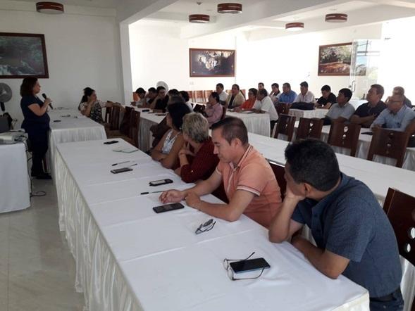 Organismo Técnico de la Administración de los Servicios de Saneamiento capacita a 52 trabajadores de 7 EPS del país