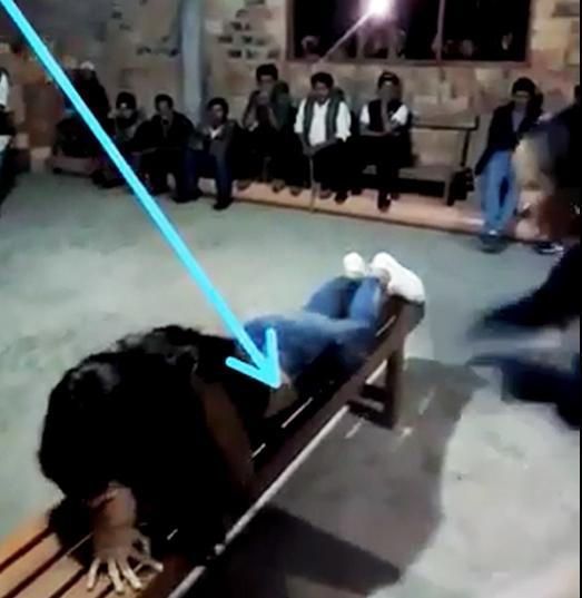Ronderos de Soritor castigan a adolescentes que fueron encontradas en discotecas - Diario Voces