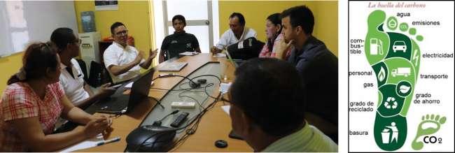 Presentan avances del proyecto de Mitigación de Huella de Carbono en San Martín