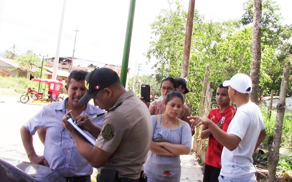 Empresa que ejecutó obra del Jr. Cajamarca acusa a vecinos de destruirla - Diario Voces