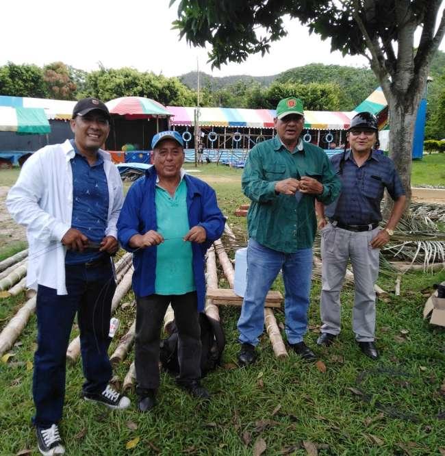 Alistan Feria Agropecuaria y Artesanal por la celebración del 143 Aniversario de la Provincia de Huallaga