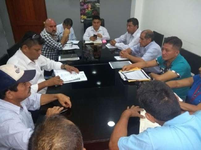 Alcalde de Moyobamba viajó a Lima a sustentar salida de OTASS