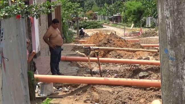 En gestión Philco falsificaron documentos para conseguir obra de asfaltado en Morales