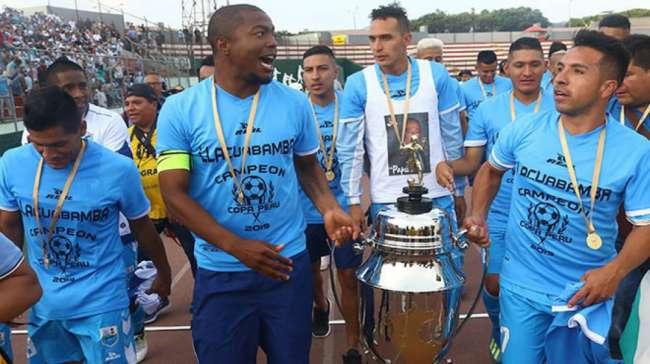 Deportivo Llacuabamba defiende su título ante reclamo de Carlos Stein