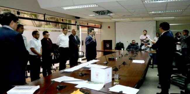 Asociación Deportiva de Fútbol Profesional ADFP con nueva junta directiva