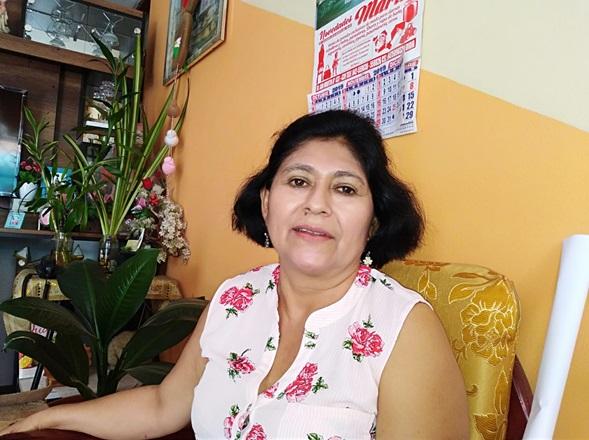 Obstetra Amalia Guevara Grandez es la nueva presidenta del FEDIR