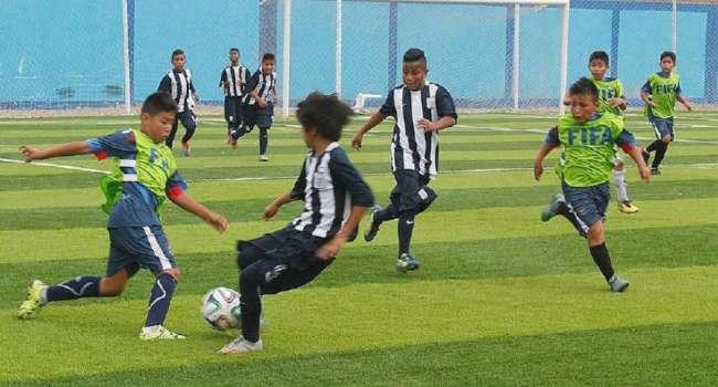 Tarapoto: FPF inaugura hoy el  programa Creciendo con el Fútbol