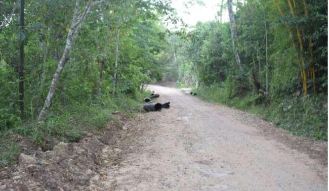 Tendido de tuberías de la obra Cachiyacu II en el Alto Shilcayo se reinicia el lunes 20 de enero