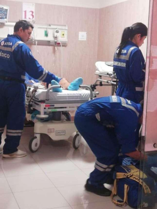 Fallece en Lima Herman Jáuregui Tejada, exalcalde de El Porvenir-Pelejo