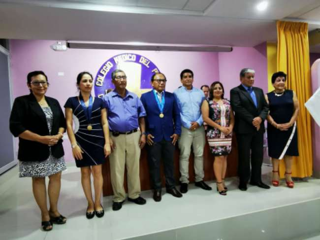 Armando Vergara es el nuevo decano del Colegio de Periodistas