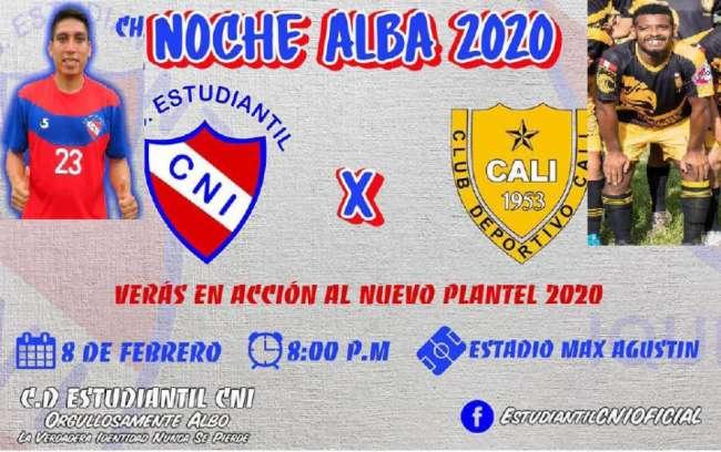 Deportivo Cali Rumbo A Iquitos Para Amistoso Frente A Estudiantil Cni Diario Voces