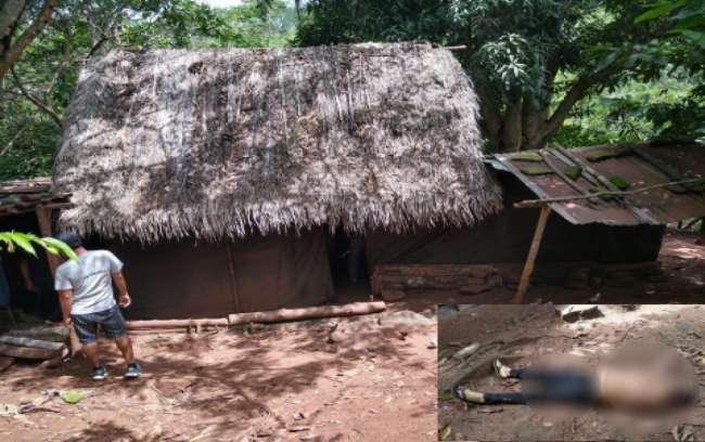 Por robo de sus gallinas:  Agricultor es asesinado en su  chacra cerca de Tabalosos