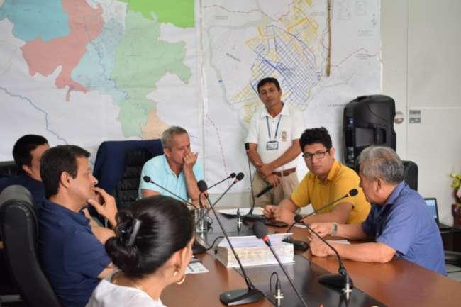 Declaran en situación de emergencia a Tarapoto