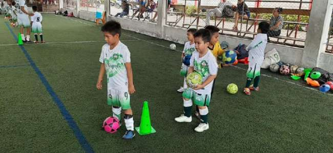 """Disfruta del deporte  con """"Los Navarritos""""  llenos de valores"""