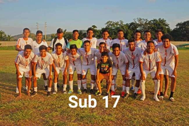 Semillero de Tarapoto Sub-17 se enfrenta en Jaén a Deportivo Bagua Chica