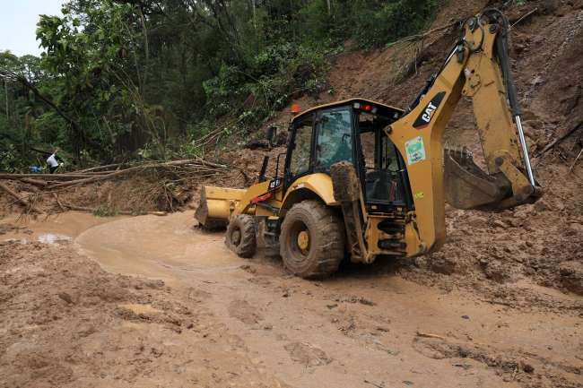 GORESAM y Defensa Civil continúan en acción y alerta ante emergencias