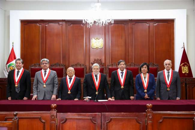 TC declaró infundada demanda  competencial contra el Poder Ejecutivo