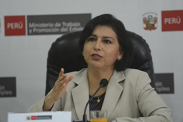"""""""El presidente Vizcarra me ha asignado la responsabilidad de coordinar y atender las necesidades de San Martín"""""""