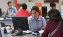 34 de cada 100 trabajadores municipales distritales y  provinciales del país son mujeres