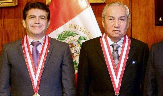 Tres bancadas propondrán retomar denuncias contra fiscales Chávarry y Gálvez