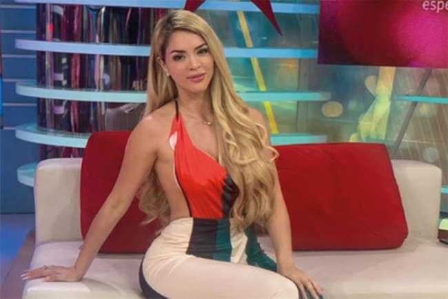 SHEYLA ROJAS: ME TOCARON PURO MISIOS