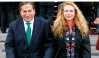 Reprograman audiencia de  pedido de extradición de  Alejandro Toledo y Eliane Karp
