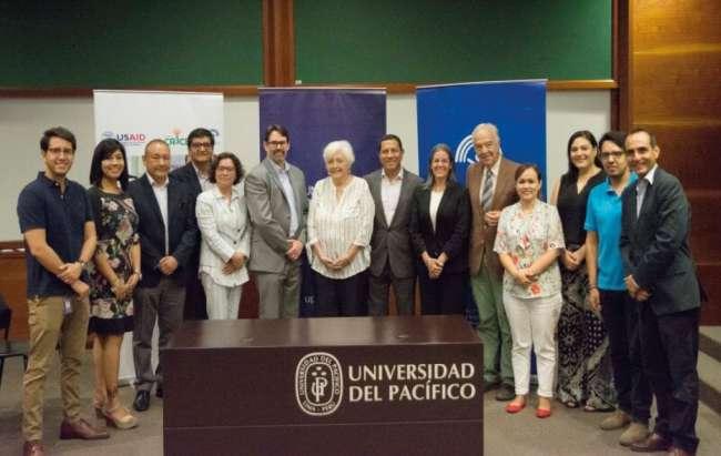 Universidad del Pacífico, USAID y CEDRO impulsan emprendimientos en el Perú