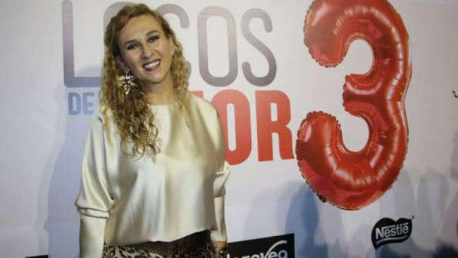 Katia Condos y Federico Salazar le dicen no a San Valentin