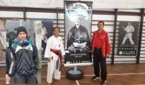 Karate: Sthaly Flores entrena en Lima como preseleccionada para Juegos Olímpicos de Tokio
