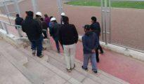 CONMEBOL inspeccionó el estadio Guillermo Briceño