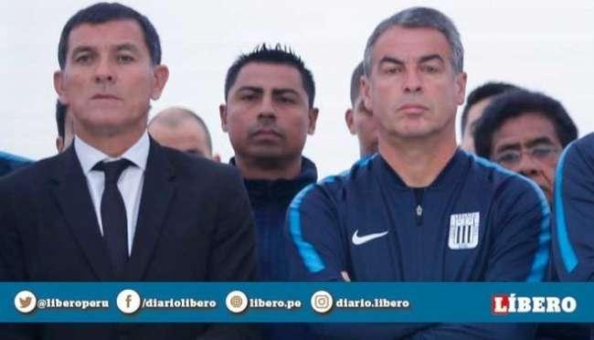 FPF inició una investigación en contra de Pablo Bengoecha y Gustavo Zevallos