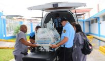 EsSalud Moyobamba traslada a Lima a bebé prematuro extremo