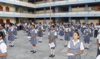 Autoridades de Mariscal Cáceres concretan compromisos por el Buen Inicio del Año Escolar