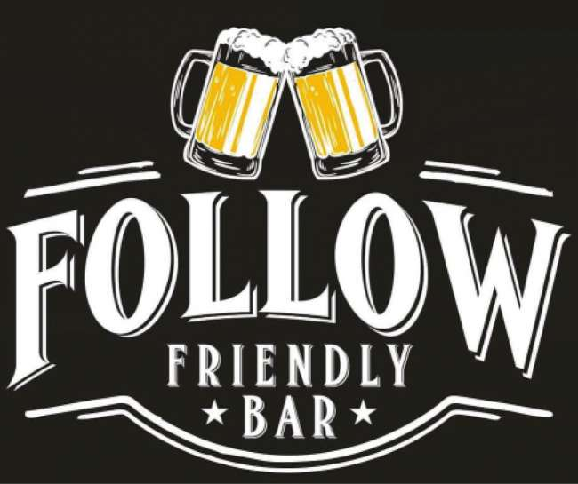 Este sábado se apertura  Follow Friendly Bar