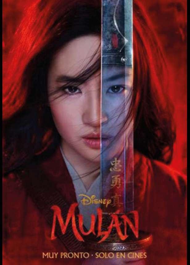 Todo el mundo habla de Mulan, la super producción de Disney llega a Cinestar Tarapoto el 27 de marzo