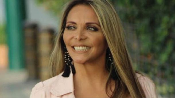 Lucy Bacigalupo anuncia su vuelta a la Televisión