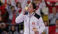 Karateka Alexandra Grande: Creo que sería beno suspender las Olimpiadas de Tokio