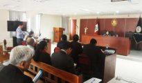 Jueza de San Martín dicta comparecencia  restringida para exfuncionarios de Moyobamba