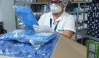 EsSalud Tarapoto recibió equipos de protección para atención Covid 19