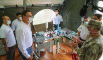 Perú producirá sus propios respiradores artificiales