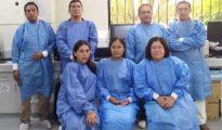 Investigadores del INS logran realizar secuenciamiento del genoma completo del COVID-19