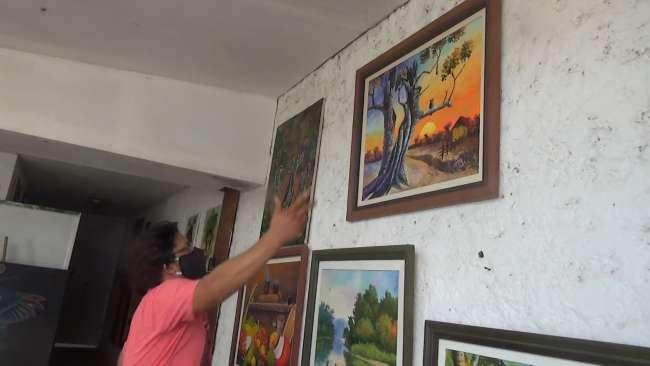 ARTISTAS SE UNEN A CAMPAÑA. DONARÁN CUADROS PARA RECAUDAR FONDOS IMPLEMENTAR PLANTA DE OXÍGENO