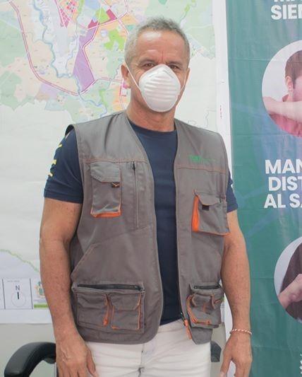 """Tedy del Aguila: """"Hace un mes solicitamos mil pruebas contra el coronavirus y no tenemos respuesta"""""""