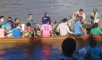 Embarcaciones fluviales desembarcan pasajeros en Campanilla y no realizan cuarentena