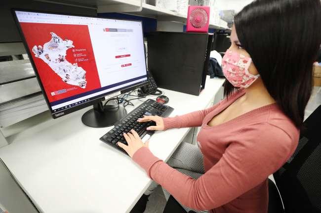 Pronis lanza nueva mesa de partes virtual