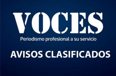Avisos Clasificados: Rectificacion Administrativa de Acta de Nacimiento MUNICIPALIDAD PROVINCIAL DE LAMAS