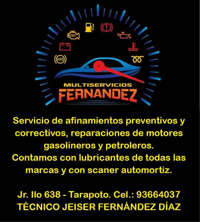 Multiservicios Fernández.